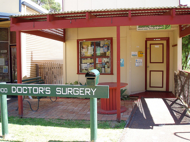 GP surgery